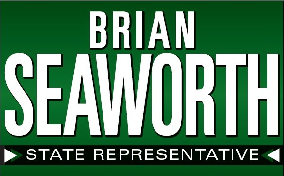 Brian Seaworth yard sign